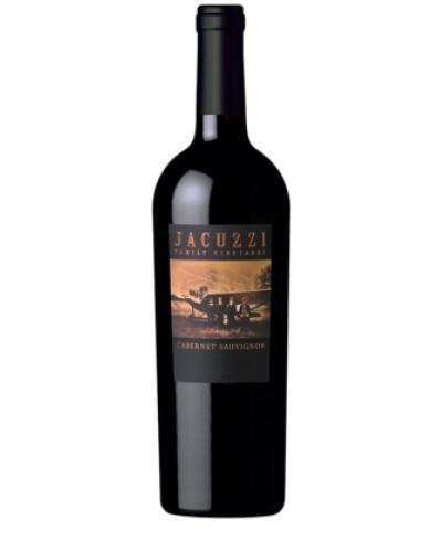 Jaccuzzi Family Vineyards Cabernet Sauvignon 2016