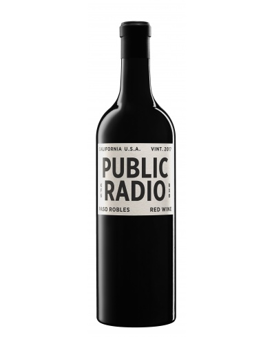 Grounded Wine Co. Public Radio 2017