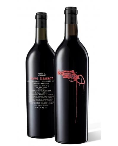 Slo Down Wines Love Hammer Cabernet Sauvignon 2016