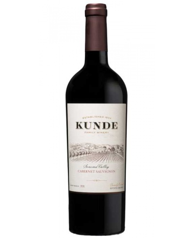 Kunde Family Estate Cabernet Sauvignon 2016
