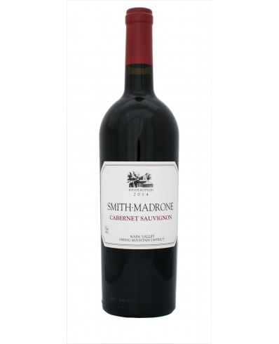 Smith-Madrone Vineyards Cabernet Sauvignon 2015