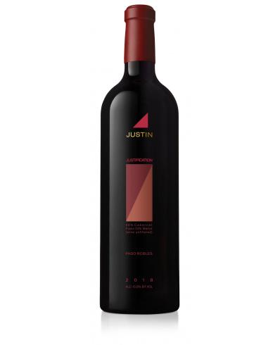 Justin Vineyards & Winery Justification 2018