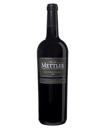 Mettler Family Vineyards Zinfandel 2016