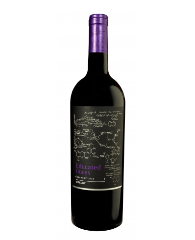 Roots Run Deep Winery Educated Guess Merlot 2018