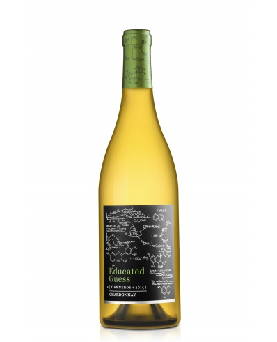 Roots Run Deep Winery Educated Guess Chardonnay 2015
