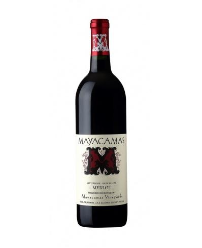 Mayacamas Vineyards Merlot 2016