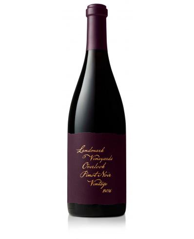 Landmark Vineyards Overlook Pinot Noir 2016