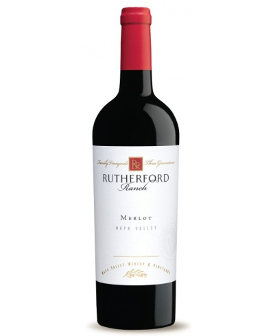 Rutherford Ranch Merlot 2015