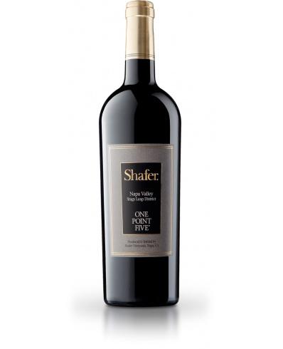 Shafer Vineyards One Point Five Cabernet Sauvignon 2018