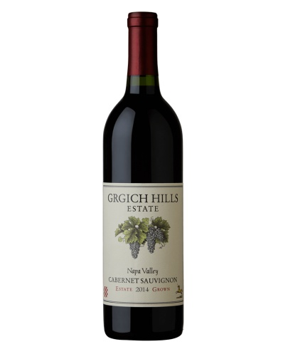 Grgich Hills Cabernet Sauvignon 2014