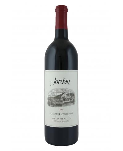 Jordan Winery Cabernet Sauvignon 2016