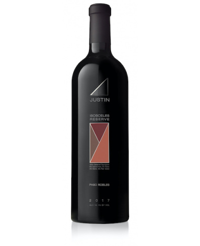 Justin Vineyards & Winery Isosceles Reserve 2017