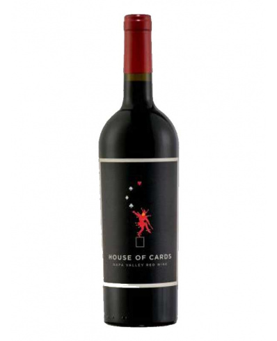 House of Cards Red Blend 2018
