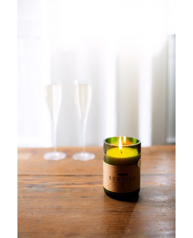 Rewined Signature Candle Champagne