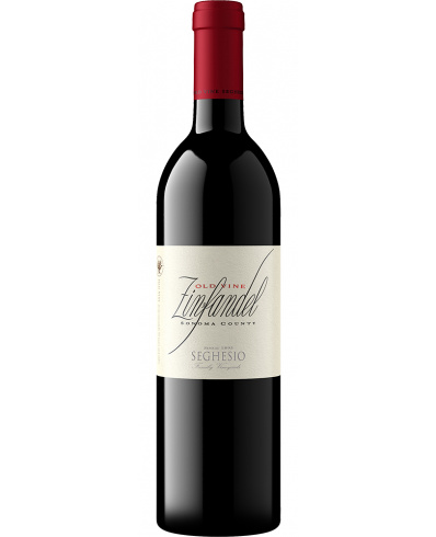 Seghesio Family Vineyards Old Vine Zinfandel 2017