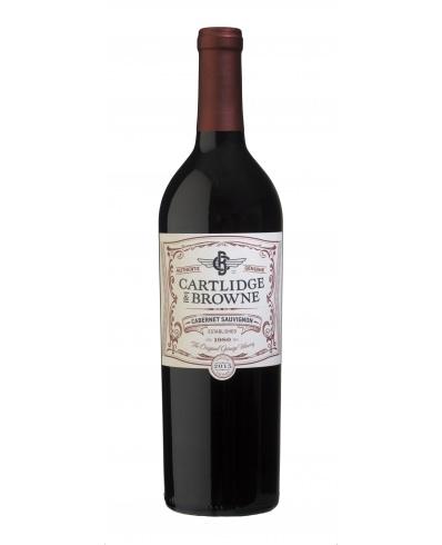 Cartlidge and Brown cabernet sauvignon