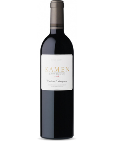 Kamen Estate Lava Block Cabernet Sauvignon 2018