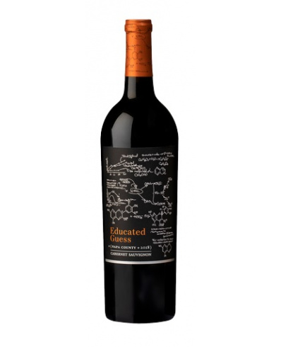 Roots Run Deep Winery Educated Guess Cabernet Sauvignon 2018