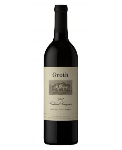 Groth Cabernet Sauvignon 2017 Magnum