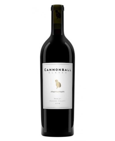 Cannonball ELEVEN Merlot 2016
