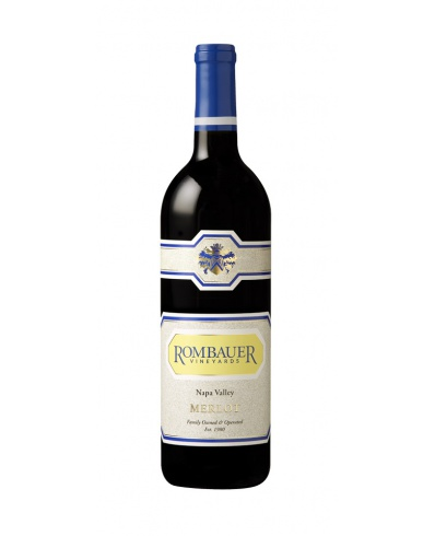 Rombauer Vineyards Merlot 2017