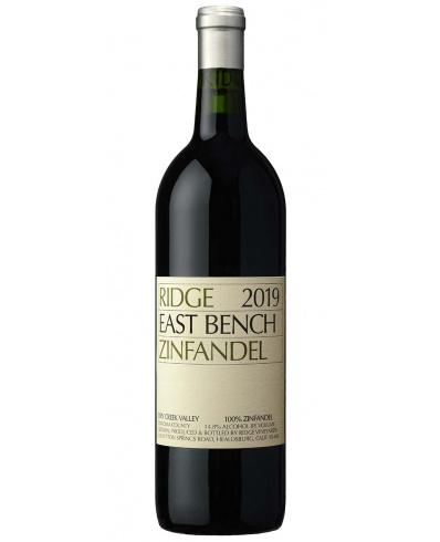 Ridge Vineyards East Bench Zinfandel 2019