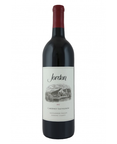 Jordan Winery Cabernet Sauvignon 2015